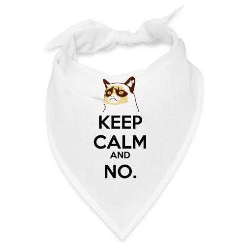 Grumpy Cat Keep Calm - Bandana