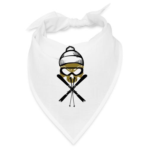 ski_skull - Bandana