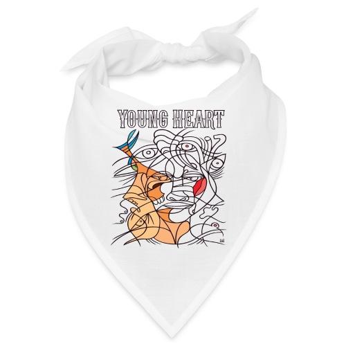 Young Heart - A Kiss - Bandana