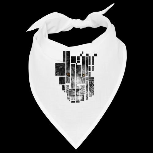 Pixel Lion Tattoo Inspire - Bandana