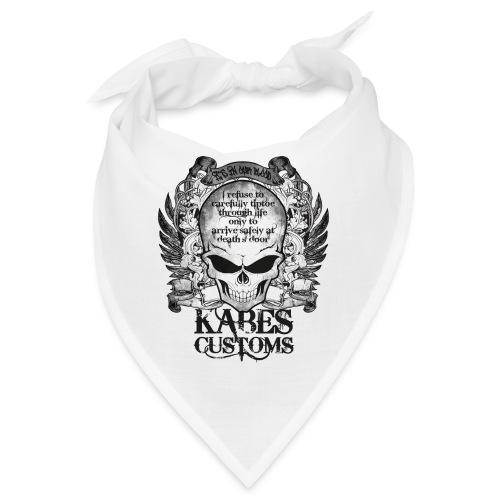Kabes Tiptoe T-Shirt - Bandana