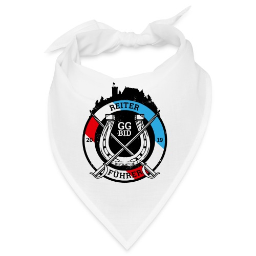 R&F Logo bunt - Bandana