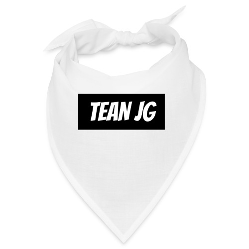 TEAM JG BOX LOGO - Bandana
