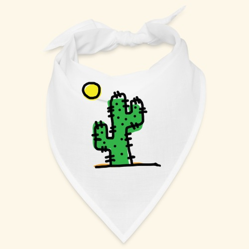Cactus single - Bandana