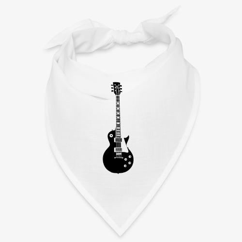 Musikinstrument Gitarre - Musiker T-Shirt Designs - Bandana