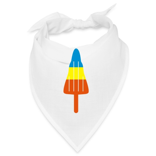 ZOOM ROCKET LOLLY: choose three different flavours - Bandana