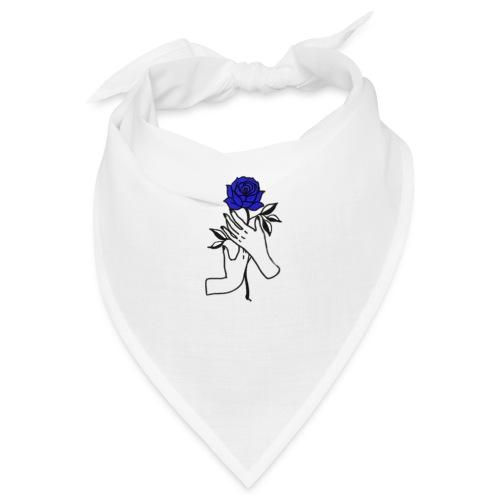 Fiore blu - Bandana