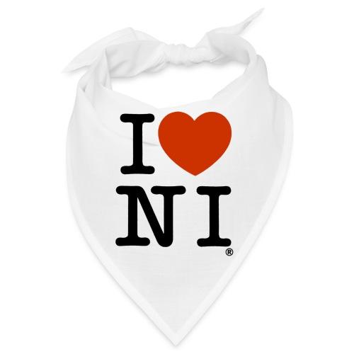 I heart NI - Bandana