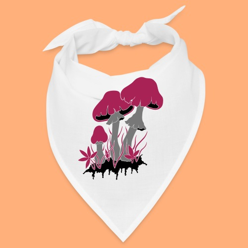 champignons - Bandana