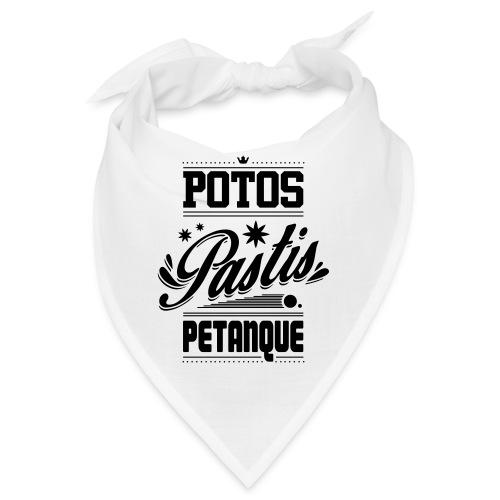 POTOS PASTIS PETANQUE - Bandana