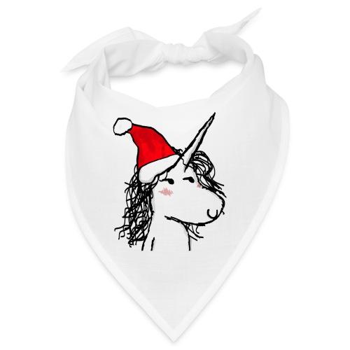 unicorno Natale - Bandana