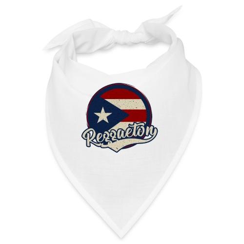 Reggaeton Music - Puerto Rico - Bandana