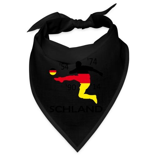 Deutschland 2018 WM - Bandana