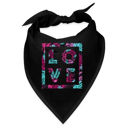 LOVE - Snusnäsduk