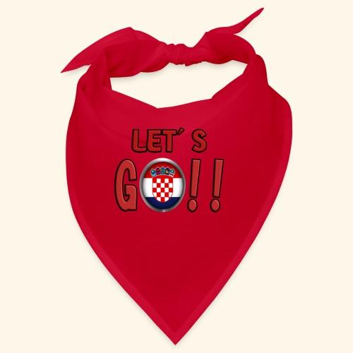 Go Croatia - Bandana