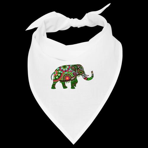 Colorful Elephant - Bandana