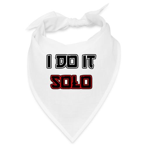 I Do It Solo - Bandana