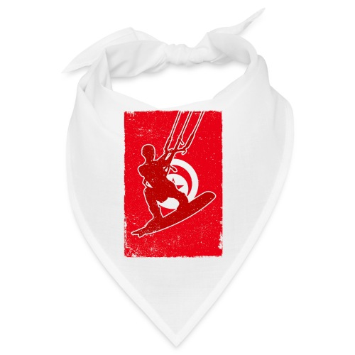 Kitesurfer Tunisia - Bandana