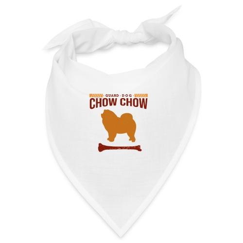 Chow chow hond design voor hondenliefhebbers - Bandana