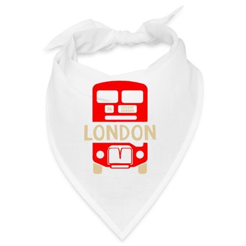 London Bus Roter Doppeldecker London Fan Souvenir - Bandana
