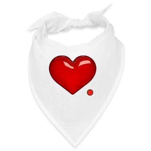 Love. Regalo. Coppia. Amore. - Bandana