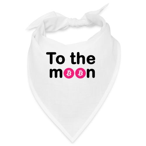 To the moon rose - Bandana
