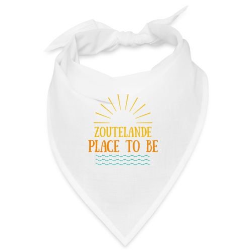 Zoutelande - Place To Be - Bandana