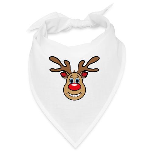 Ugly Christmas Weihnachten Xmas Rudi Reindeer - Bandana