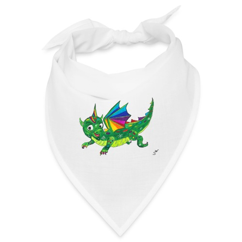 happy dragon - Bandana