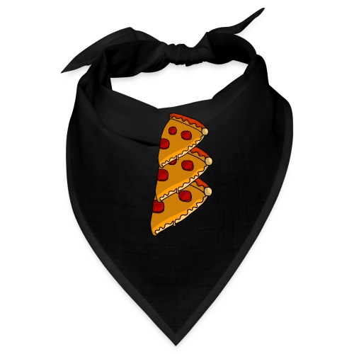 pizza - Bandana