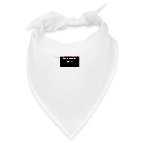 T-shirt staff Delanox - Bandana