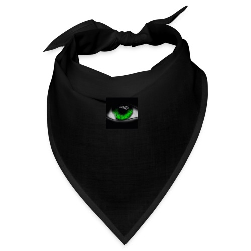 Green eye - Bandana