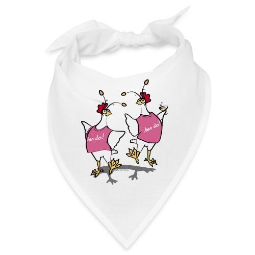 Hen Party (pink) - Bandana