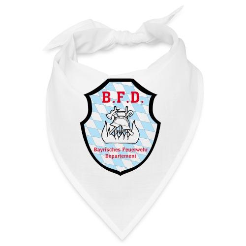 Inoffizielles bayrisches Feuerwehrabzeichen - Bandana