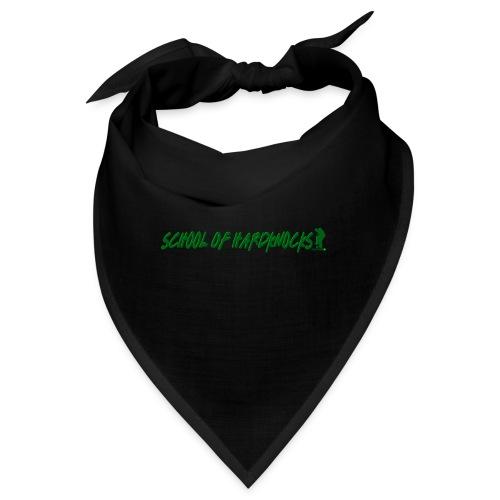 school of hardknocks ver.0.1. green - Bandana