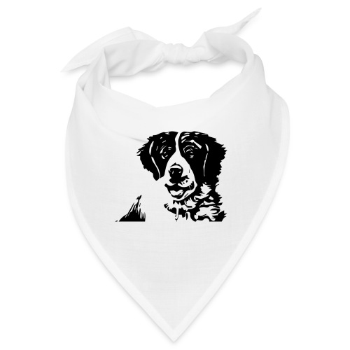 Barry - St-Bernard dog - Bandana