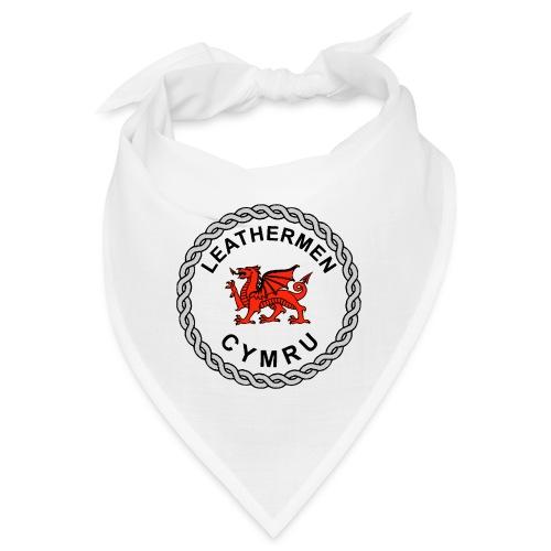 LeatherMen Cymru Logo - Bandana