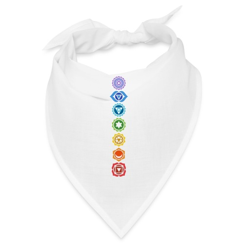 The 7 Chakras, Energy Centres Of The Body - Bandana