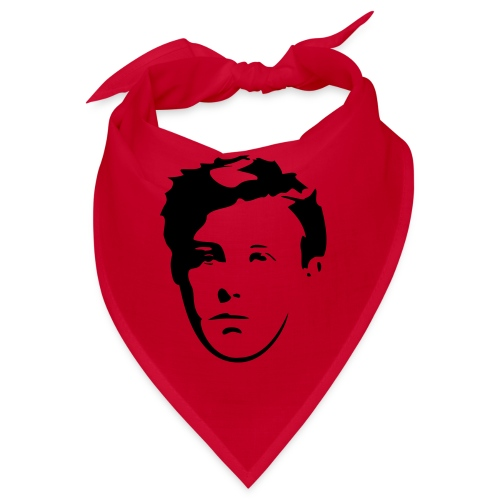 Arthur Rimbaud visage - Bandana
