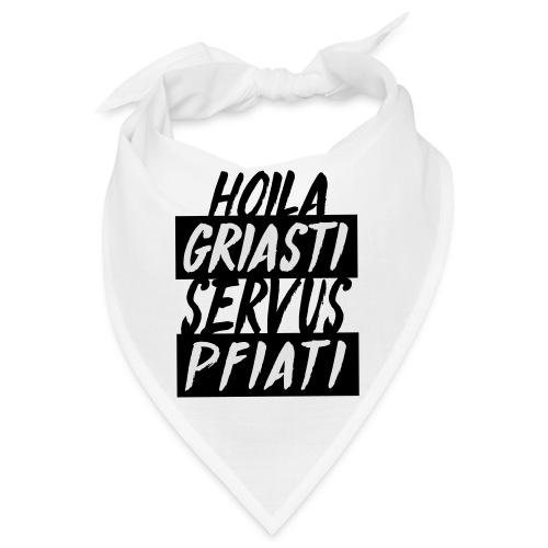 Hoil Griasti | Uni Sex Hoodie - Bandana