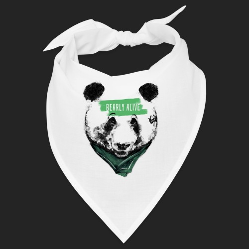 Panda bearly alive - Bandana