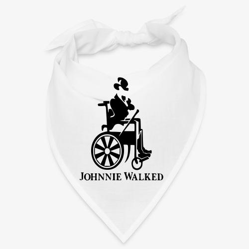 Voor rolstoel gebruikers die van Whisky houden - Bandana