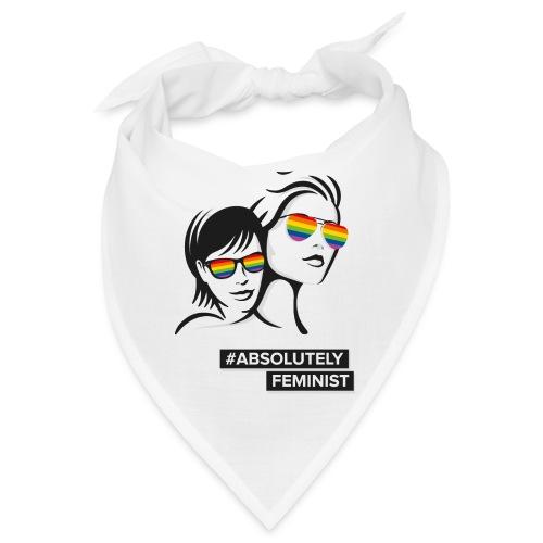 L-BEACH Rainbow Glasses - Bandana