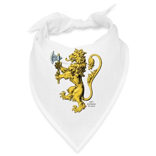 Den norske løve i gammel versjon - Bandana