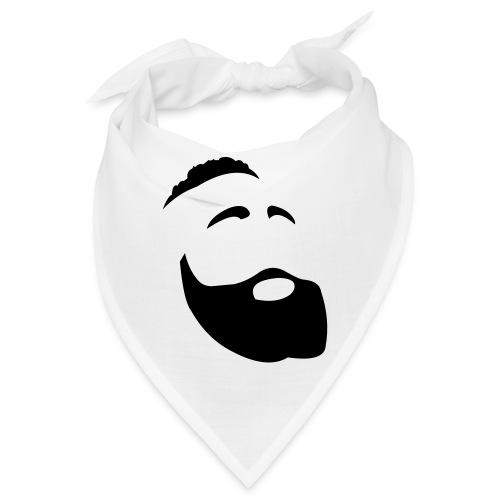 Il Barba, the Beard black - Bandana