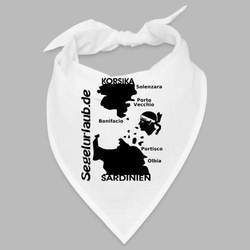 Korsika Sardinien Mori Shirt - Bandana