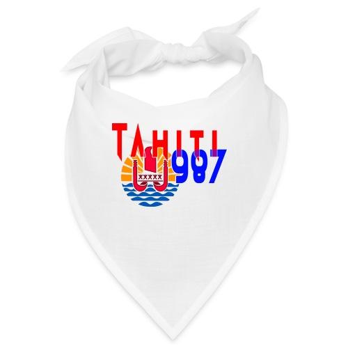 4 TAHITI987 - Bandana