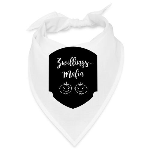Zwillings-Mafia: Bub-Bub mit Hintergrund - Bandana