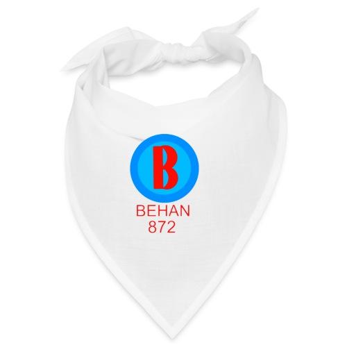 Rep that Behan 872 logo guys peace - Bandana