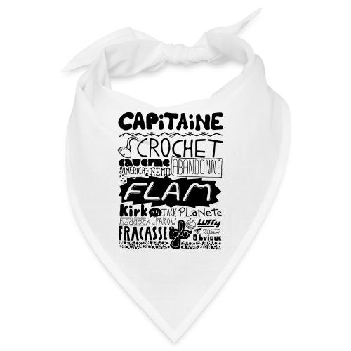 capitaine - Bandana